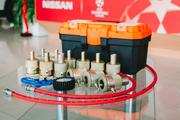 Оборудование для сто,  11 насадок для ремонта амортизаторов